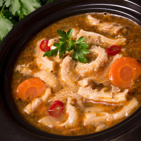 Flaczki- Tripe Soup