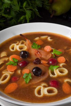 Czerninaa es una sopa polaca tradicional