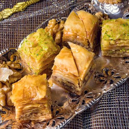 baklava: A fresh and tasty real Turkish Baklava
