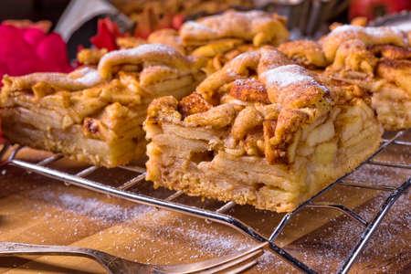 Apple pie Фото со стока