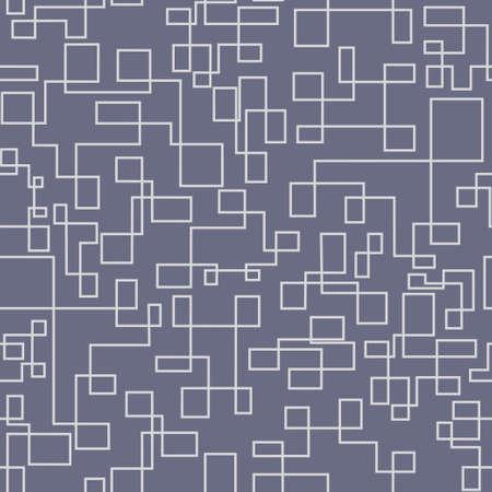 De fondo a la perfección la tubería - patrón de vector para la replicación continua