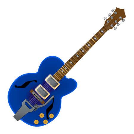 songwriter: Semi acoustic guitar