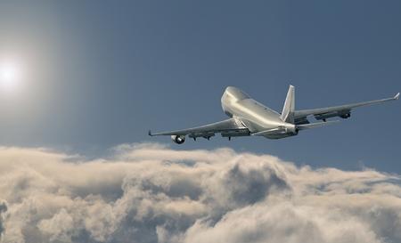 Aircraft  Boeing 747 CARGO