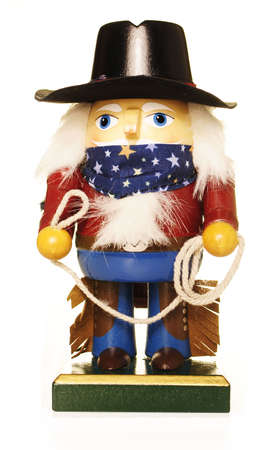 Cowboy toy Stock Photo - 8112043