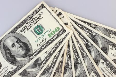 international bank account number: Dollar bills