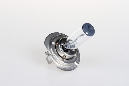 Halogen headlight auto bulb h4