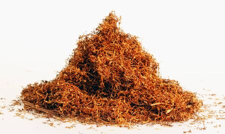 Pile of tobacco