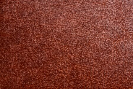 brown leather: Brown leather background Stock Photo