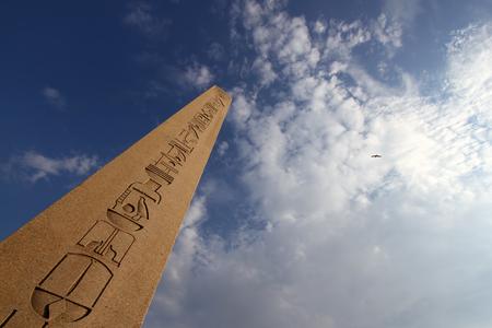 Obelisk of Theodosius, Sultanahmet Square, Istanbul, Turkey