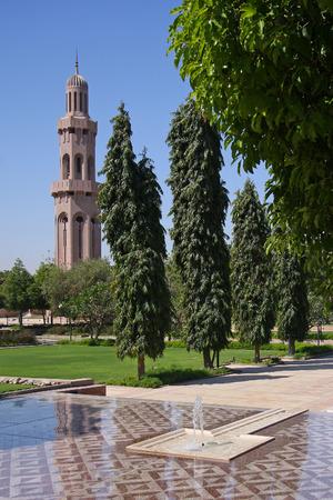 sultan: Muscat, Oman - Sultan Qaboos Grand Mosque