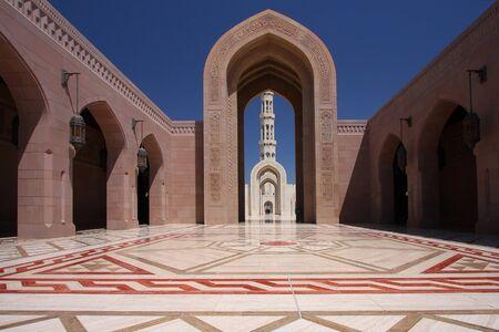 oman: Muscat, Oman - Sultan Qaboos Grand Mosque