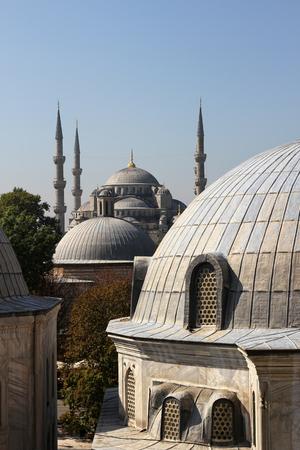 sophia: Istanbul,view from Hagia Sophia