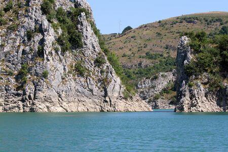 serbia: Lake Uvac,Serbia