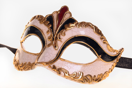 venecian: Venecian mask Stock Photo