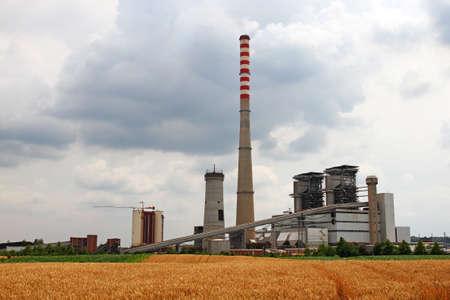 kostolac: Power plant
