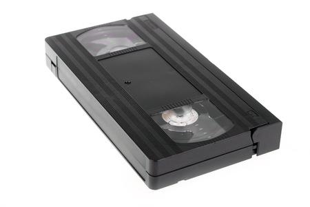 videotape: VHS videotape