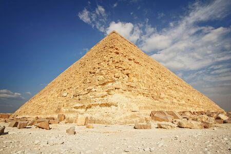 Pyramide de Khafré, Le Caire, Egypte