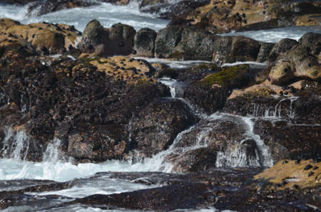 Tidal flow