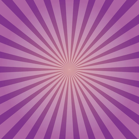 Purple ray burst design background