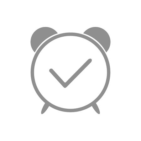 Vector - Clock time icon