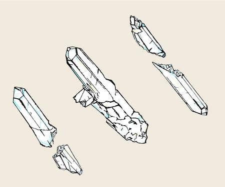 gemstones: Crystals in color