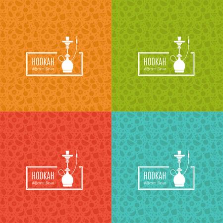 shisha: Hookah packaging design