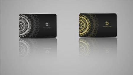 a holiday gift: template, invitation. gift card