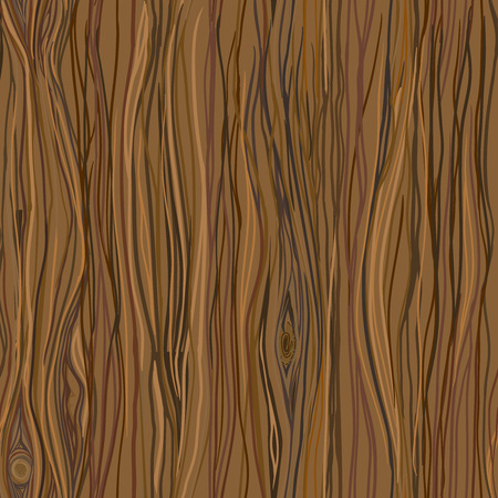 rosewood: abstract, seamless, flat, wooden texture. Wooden pattern. Vector illustration