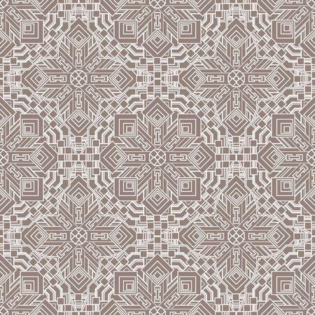 decorative wallpaper: vintage, retro seamless pattern. Decorative wallpaper. vector illustration Illustration
