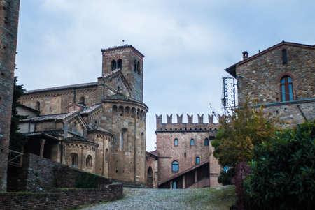 Piazza Matteotti, Castell'Arquato