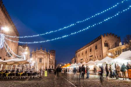 Sordello Square, Mantua