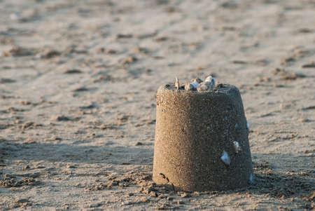 Sandcastle Stock fotó - 89032926