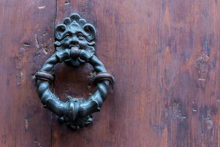 Door Knocker in Bologna, Emilia-Romagna
