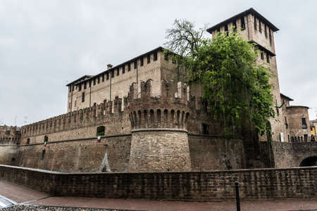 Medieval Fortress at Fontanellato
