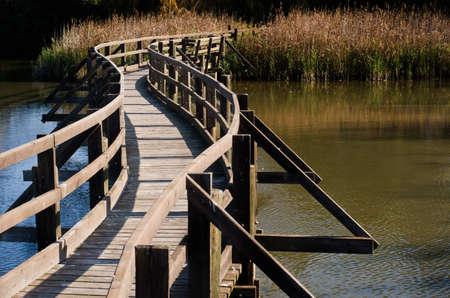tortuous: tortuous bridge