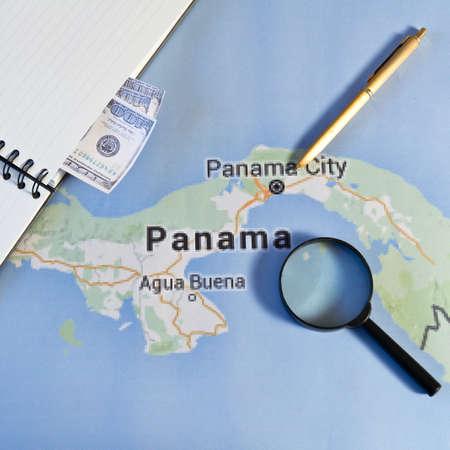 company secrets: Panama papers ,leaked document money laundering crime