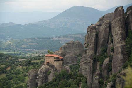 inaccessible: Meteora Monasteries, Greece