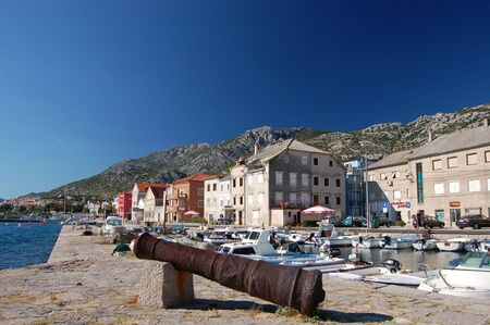 starigrad: Karlobag in Croatia