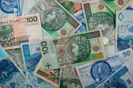 polnisch-Banknoten