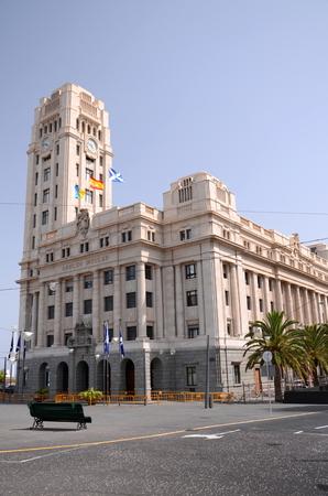 insular: Insular Palace in Santa Cruz de Tenerife
