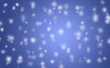 White stars on blue background 版權商用圖片
