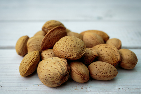 Almond's in shell