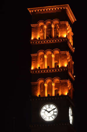 Pasadena clock Tower