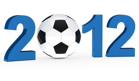 soccer wm: euorpean championship blue text white soccer ball
