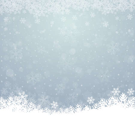 snow background: fall snowflake snow stars blue white background