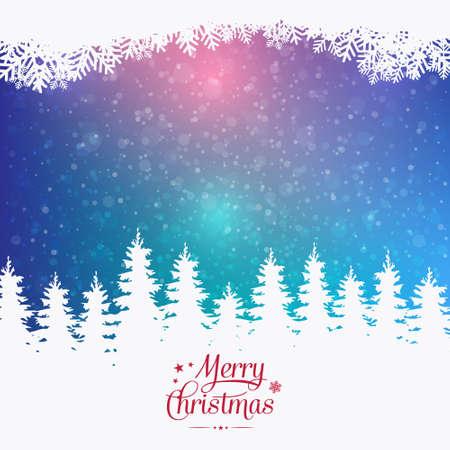 snowy background: feliz navidad colorido fondo nevado invierno