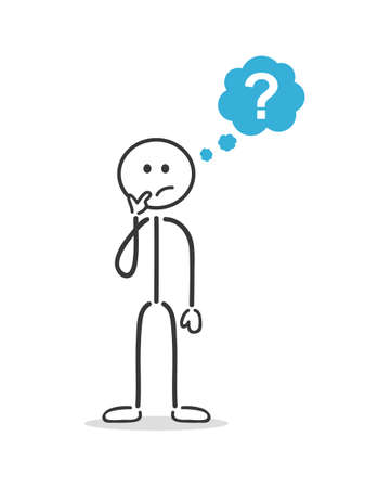 dudas: pensamiento Vectores