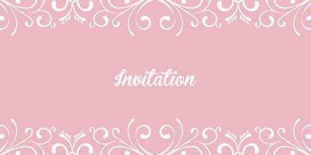Weding Invitation Card