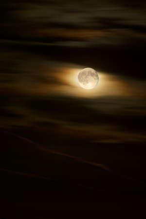 terribly: Full moon
