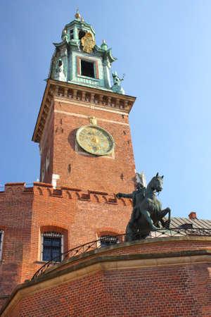 wawel: Wawel in Cracow, Poland.